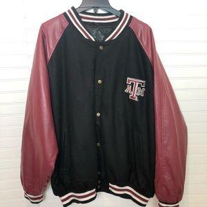 Texas A&M Varsity Bomber Jacket